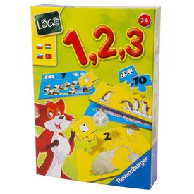 Logo 1, 2, 3 számolni tanulunk