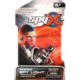 SpyX fülre akasztható mikrolámpa Itt egy ajánlat található, a bővebben gombra kattintva, további információkat talál a termékről.