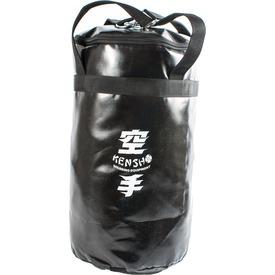 Fekete boxzsák 50 x 30 cm
