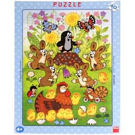 Kisvakond húsvétja 40 darabos puzzle Itt egy ajánlat található, a bővebben gombra kattintva, további információkat talál a termékről.
