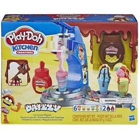 Play-Doh öntetes fagylalt készítő készlet