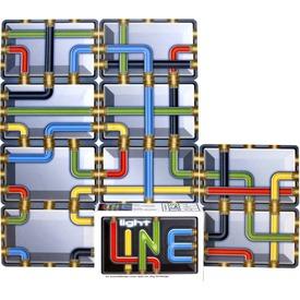 Light Line csőrendszerek kártyajáték Itt egy ajánlat található, a bővebben gombra kattintva, további információkat talál a termékről.