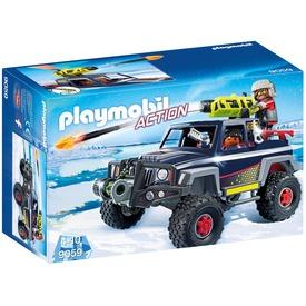 Playmobil Sarkköri kalóz terepjáróval 9059