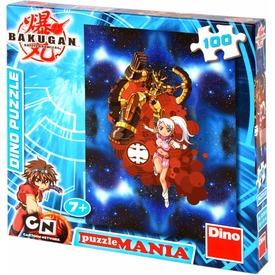 PuzzleMania 100 db Bakugan - Julia and Golem