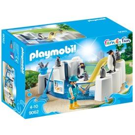Playmobil Állatkerti pingvin medence 9062