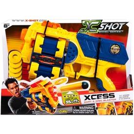 X-Shot Xcess forgótáras szivacslövő pisztoly Itt egy ajánlat található, a bővebben gombra kattintva, további információkat talál a termékről.
