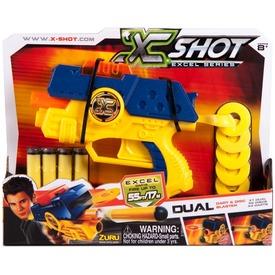 X-Shot Dual 2 az 1-ben szivacslövő pisztoly Itt egy ajánlat található, a bővebben gombra kattintva, további információkat talál a termékről.
