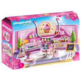 Playmobil Muffin kávéház 9080