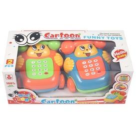 Mini bébitelefon 2 darabos készlet Itt egy ajánlat található, a bővebben gombra kattintva, további információkat talál a termékről.