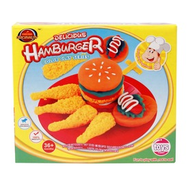 Hamburger készítő gyurmakészlet Itt egy ajánlat található, a bővebben gombra kattintva, további információkat talál a termékről.