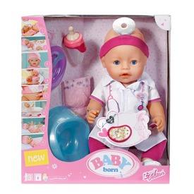 Baby Born 8 funkciós doktor baba - 43 cm Itt egy ajánlat található, a bővebben gombra kattintva, további információkat talál a termékről.