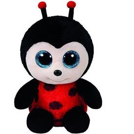 Beanie Boos IZZY katicabogár plüss 15 cm