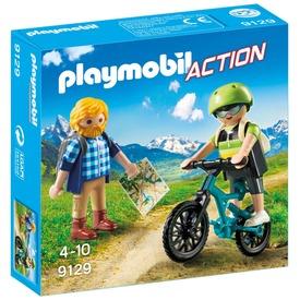 Playmobil Hegyi túrázók 9129
