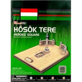 Hősök tere 66 darabos 3D puzzle Itt egy ajánlat található, a bővebben gombra kattintva, további információkat talál a termékről.