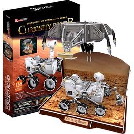 Curiosity Mars járó 166 darabos 3D puzzle Itt egy ajánlat található, a bővebben gombra kattintva, további információkat talál a termékről.
