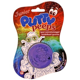 Putty Peeps Junior intelligens gyurmalin szemekkel