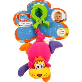 Zizegő majom textil bébijáték Itt egy ajánlat található, a bővebben gombra kattintva, további információkat talál a termékről.