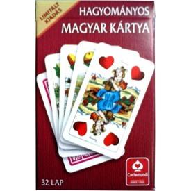 Hagyományos magyar kártya Itt egy ajánlat található, a bővebben gombra kattintva, további információkat talál a termékről.