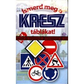 Kresz tábla oktató kvartett kártya Itt egy ajánlat található, a bővebben gombra kattintva, további információkat talál a termékről.