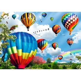 Puzzle 1000 db - Hőlégballonok Itt egy ajánlat található, a bővebben gombra kattintva, további információkat talál a termékről.