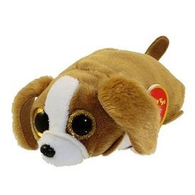 Teeny Ty SUZIE barna-fehér kutya plüss figura Itt egy ajánlat található, a bővebben gombra kattintva, további információkat talál a termékről.