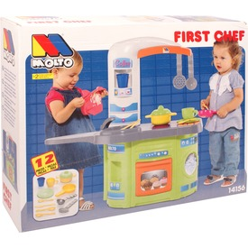 Molto játékkonyha - zöld, nagy Itt egy ajánlat található, a bővebben gombra kattintva, további információkat talál a termékről.