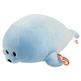 Baby Ty SQUIRT kék fóka plüss figura 15 cm