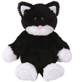 Attic Treasures BESSIE fekete-fehér macska 15 cm