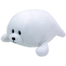 Baby Ty TINY fehér fóka plüss 24cm