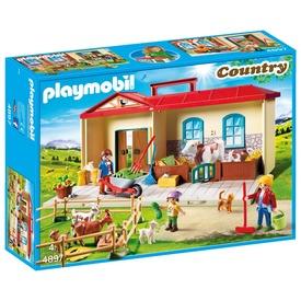 Playmobil Hordozható farm 4897