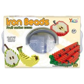 Vasalható gyöngy 3000 db /doboz - gyümölcsök