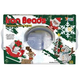 Vasalható gyöngy 3000 db /doboz - karácsony
