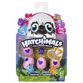 Hatchimals Gyűjthető Tojás 2. évad (4db-os)
