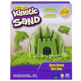 Kinetic Sand Neon Homok