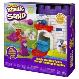 Kinetikus homok torony formázó készlet