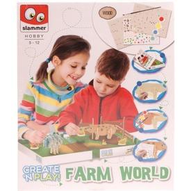 Állatfarm készítő készlet Itt egy ajánlat található, a bővebben gombra kattintva, további információkat talál a termékről.