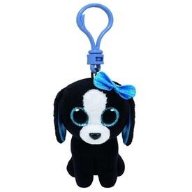 Beanie Boos Clip TRACEY fekete-fehér kutya 8, 5 cm