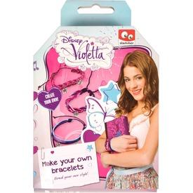 Csináld magad - Karkötő készítő, Violetta Itt egy ajánlat található, a bővebben gombra kattintva, további információkat talál a termékről.