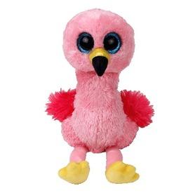 Beanie Boos GILDA rózsaszín flamingó 15 cm