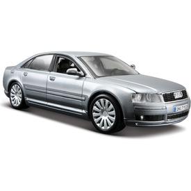 Fém autó 1:24, Maisto Audi A8 31971 Itt egy ajánlat található, a bővebben gombra kattintva, további információkat talál a termékről.