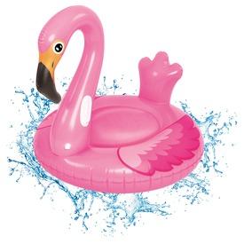 Flamingó óriás matrac - 115 cm