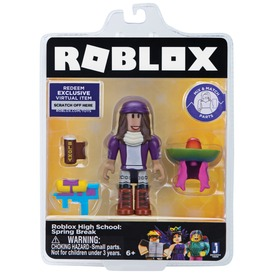Roblox celebrity figura roblox high school: spring break