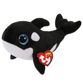 Beanie Boos NONA kardszárnyú delfin plüss 15 cm