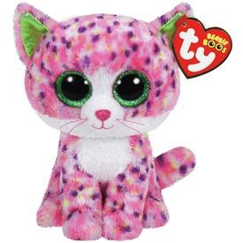 Beanie Boos SOPHIE rózsaszín macska plüss 15 cm
