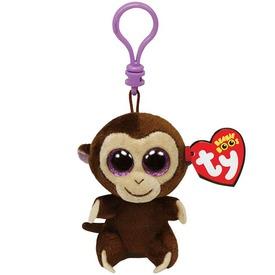 Coconut majom kulcstartó plüssfigura - 9 cm