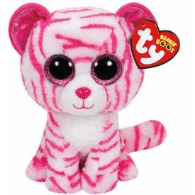 Beanie Boos ASIA fehér tigris plüss 24 cm