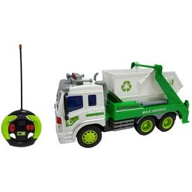 Távirányítós konténerszállító teherautó - 1:16