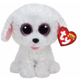 Beanie Boos PIPPIE fehér kutya plüss