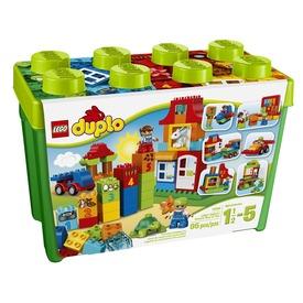 LEGO DUPLO Deluxe játékdoboz 10580 Itt egy ajánlat található, a bővebben gombra kattintva, további információkat talál a termékről.