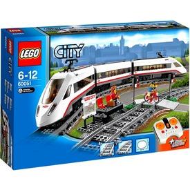 LEGO City Nagysebességű vonat 60051 Itt egy ajánlat található, a bővebben gombra kattintva, további információkat talál a termékről.